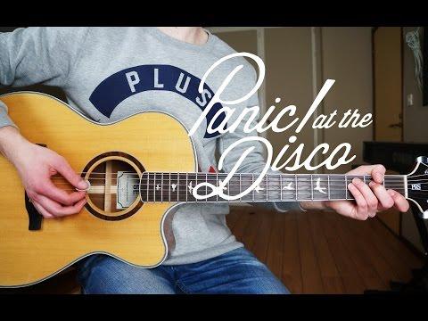 Panic! at the Disco - Emperor's New Clothes - Guitar Cover | Mattias Krantz