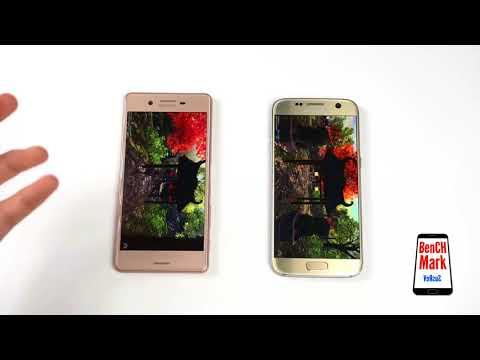 Antutu Xperia X Performance vs Galaxy S7