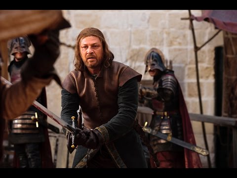 Game of Thrones Manowar Eddard Stark Tribute