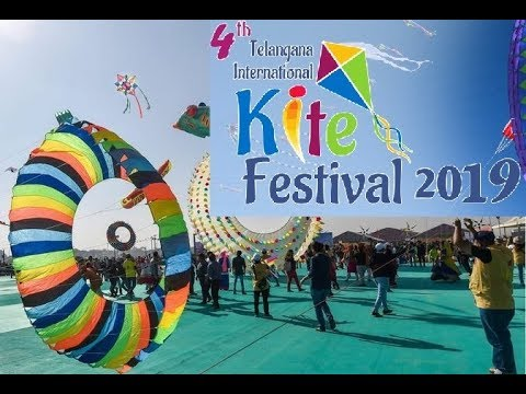 LIVE | Venkaiah Naidu | Vice President of India | International Kite & Sweet festival