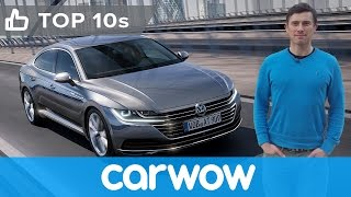 Volkswagen Arteon - a better looking and cheaper Audi A5 Sportback | Top10s