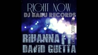 Dj Mike GreGo & David Guetta ft. Rihanna -- Right Now ( Remix 2013 )