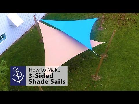 Shade Sail Corners Explained Shazeebo Com Doovi