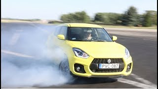 Suzuki Swift Sport Drift 🏁 Video