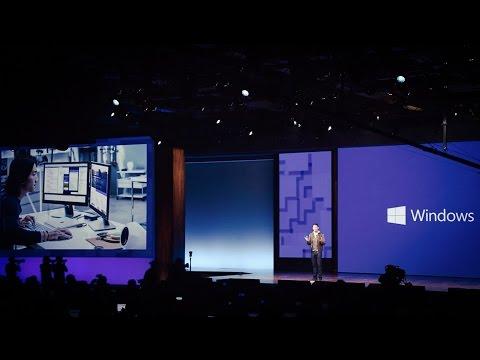 Microsoft Build 2017 - Day 2 Keynotes