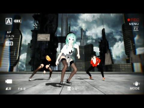 [ MMD +Motion DL ] BTS - Danger