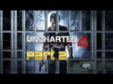 Uncharted™ 4: A Thief's End Part 2  Jail Break  