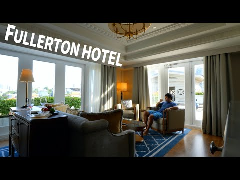 Exposing the Flaws of Singapore's TOP Hotel - Fullerton Hotel🇸🇬