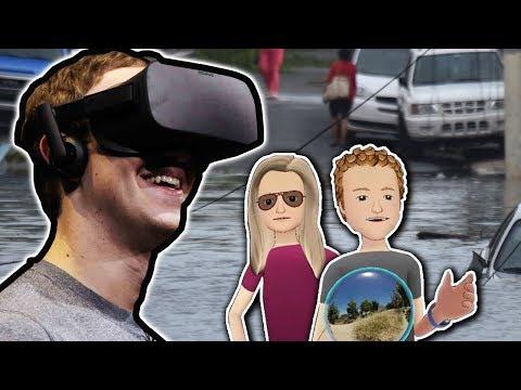 Mark Zuckerberg's Cringe Safari Through Puerto Rico