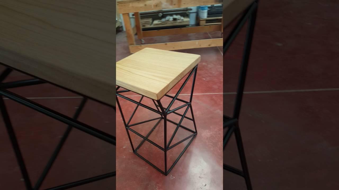 Sgabello Design Industriale : Xlab la fabbrica delle idee sgabello design italiano youtube