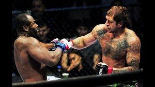 Alexander EMELIANENKO beats Dos Santos by KNOCKOUT, MMA fight return