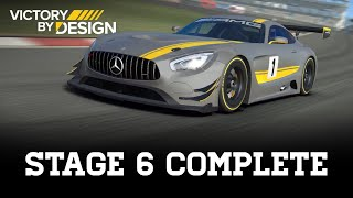 Real Racing 3 Victory By Design Stage 6 Upgrades 3341312 - 211 Gold - 60 Reward = 151 Gold Total RR3