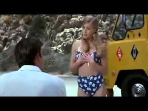 Funny Things   Funny Videos   Amy Adams in Psycho Beach Party loses her Bottoms