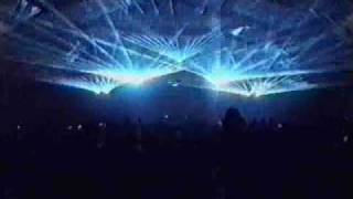 Laser Show - Field of Dreams 4 - Rave 1996