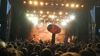 Korpiklaani & Fleret - Vizovice - Masters of Rock 2018