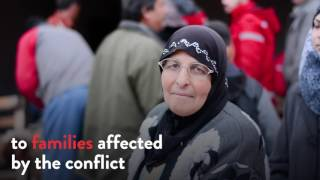 Rebuilding livelihoods in Syria - World Red Cross and Red Crescent day 2017