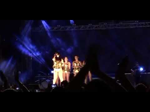 Show Rouge Manaus 2018 - Arena da Amazônia