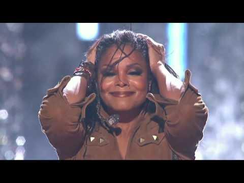 "Janet ""Medley Number Ones (AMA`s 2009)"""