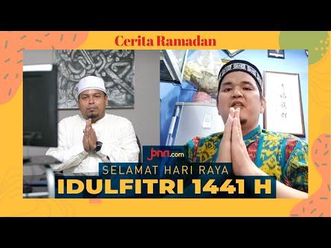 Selamat Idulfitri, Mari Bersilaturahmi dengan Video Call
