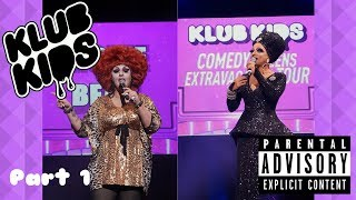 Klub Kids Queens of Comedy | Manchester O2 Apollo | Sep 2017 | Part 1