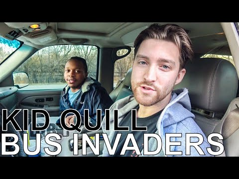 Kid Quill - BUS INVADERS Ep. 1215