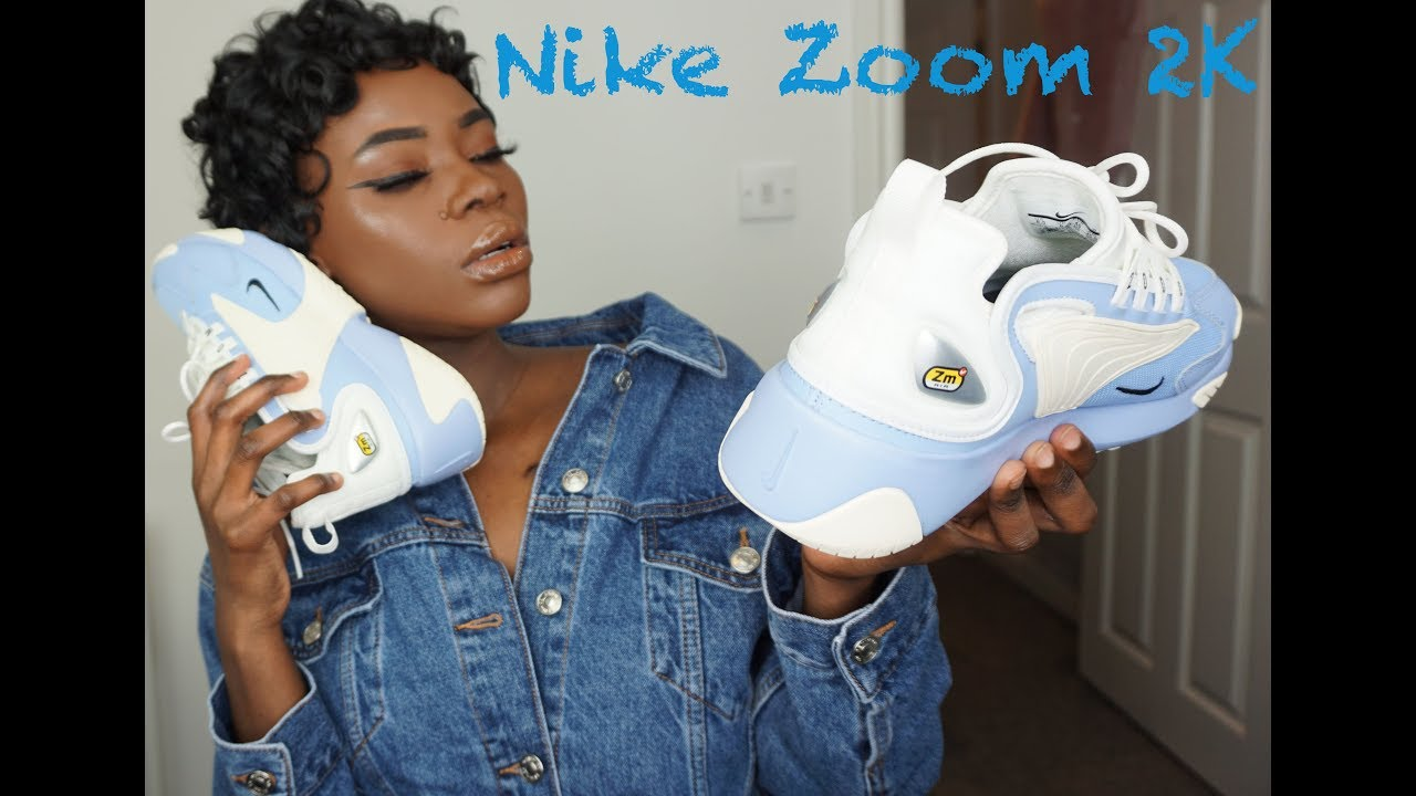 HOW TO STYLE NIKE ZOOM 2K + REVIEW
