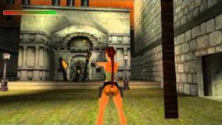 Tomb Raider Chronicles | Walkthrough | Trajan's Markets: Part 3