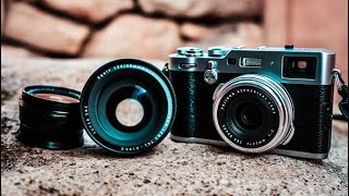 Fuji x100f, Wide (WCL) & Telephoto (TCL) Conversion Lenses @ Escalante & Bryce National Parks
