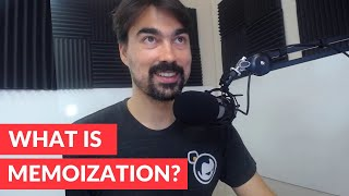What is memoization?