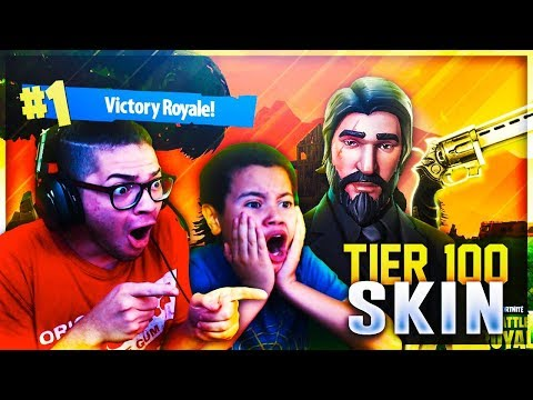 *NEW* TIER 100 SKIN IS UNSTOPPABLE! *NEW* WEAPON! BATTLE PASS 3 FORTNITE BATTLE ROYALE 29 KILL WIN!