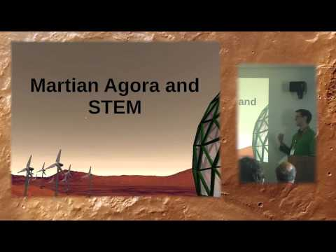 Inspiring Future Marsonauts with 3D Games Programming - Mars Society 2015
