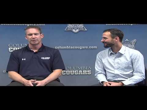 Columbia Cougar Coaches Show-Tim Cornell