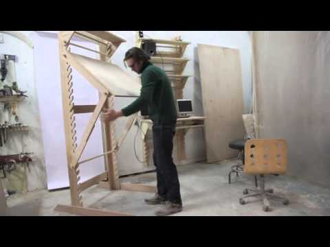 Stand Up Desk >> Frey Desk: Flexible Modular Furniture for Creative People - YouTube