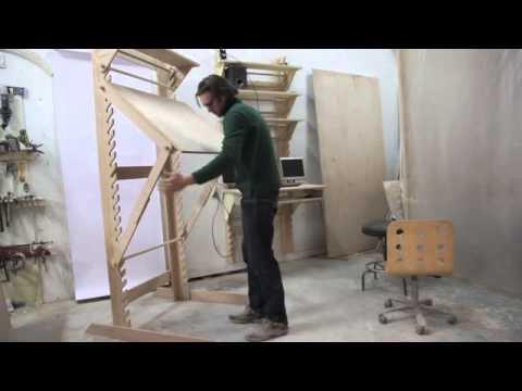 Frey Desk Flexible Modular Furniture for Creative People