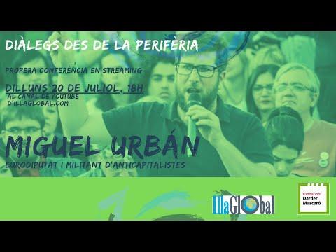 MIGUEL URBÁN  - Diàlegs des de la perifèria