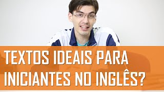 Quais textos são ideais para iniciantes no inglês?   Mairo Vergara thumbnail