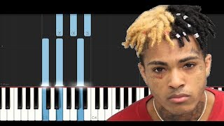 xxxtentacion-hope-piano-tutorial