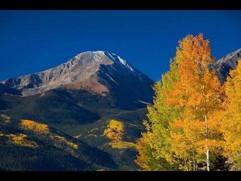 La Plata with Beautiful Fall Colors - Colorado 14er Dayhike