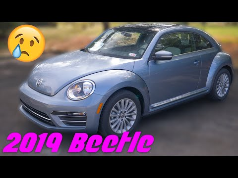 2019 Volkswagen Beetle Final Edition - Review - Iconic but Impractical