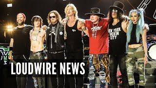 Guns N' Roses Announce Fall 2017 Tour Dates, Add Opening Acts to Summer Trek