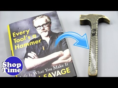 Can You Make a Book Into a Hammer?