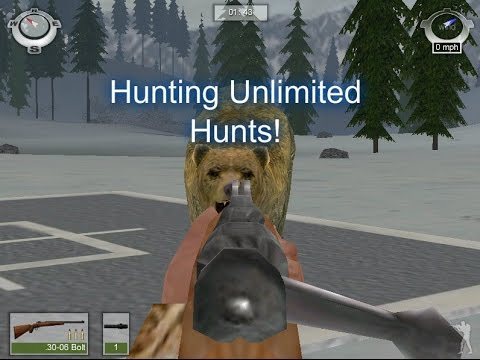 Hunting Unlimited Hunts!