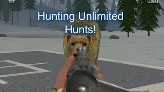 Hunting Unlimited Hunts!