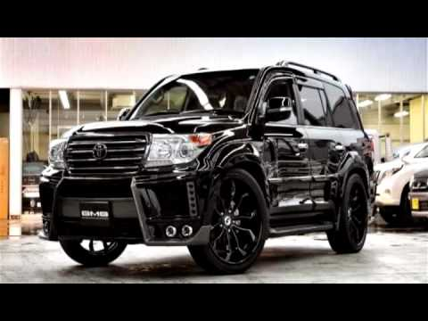 Toyota Land Cruiser 2017 New And Stylish Look Photo Review By Cars Technology You
