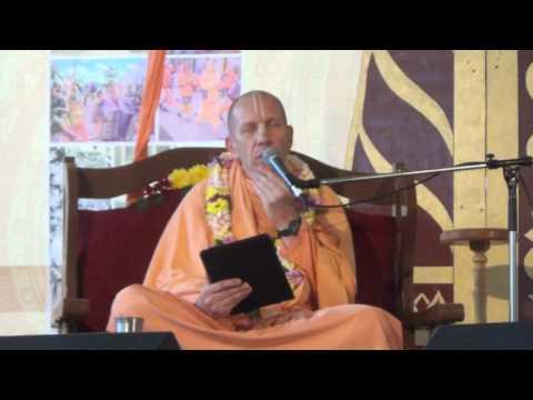 Шримад Бхагаватам 1.2.22 - Бхактивайбхава Свами