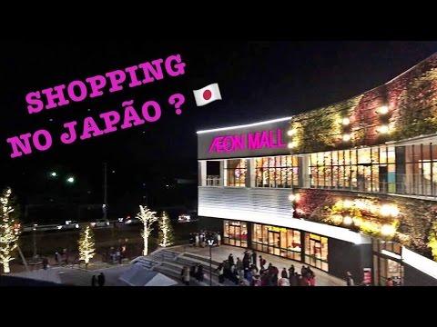 SHOPPING NO JAPÃO ?? | AEON MALL NAGAKUTE