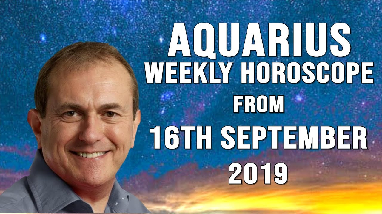 patrick arundell aquarius weekly horoscope