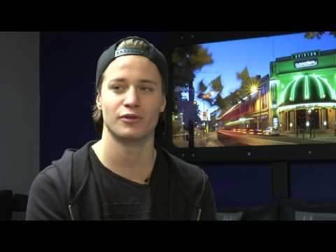 Kygo View From the Tour Bus