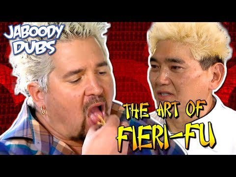 The Art of Fieri-Fu Dub