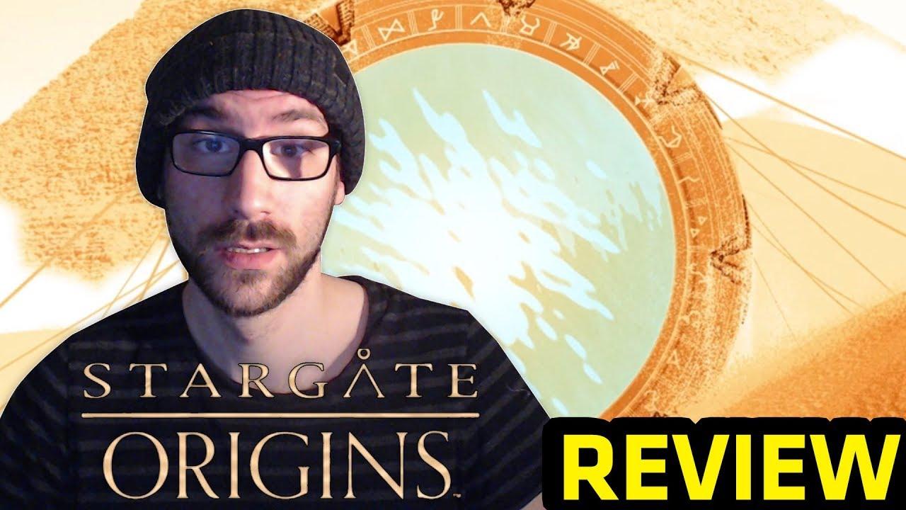 stargate origins review